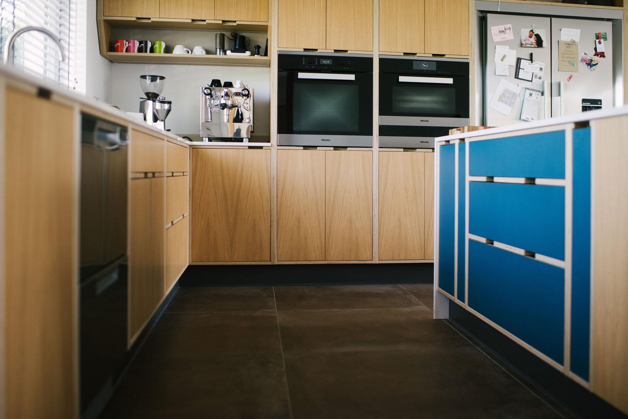 Open Plan Kitchen UK