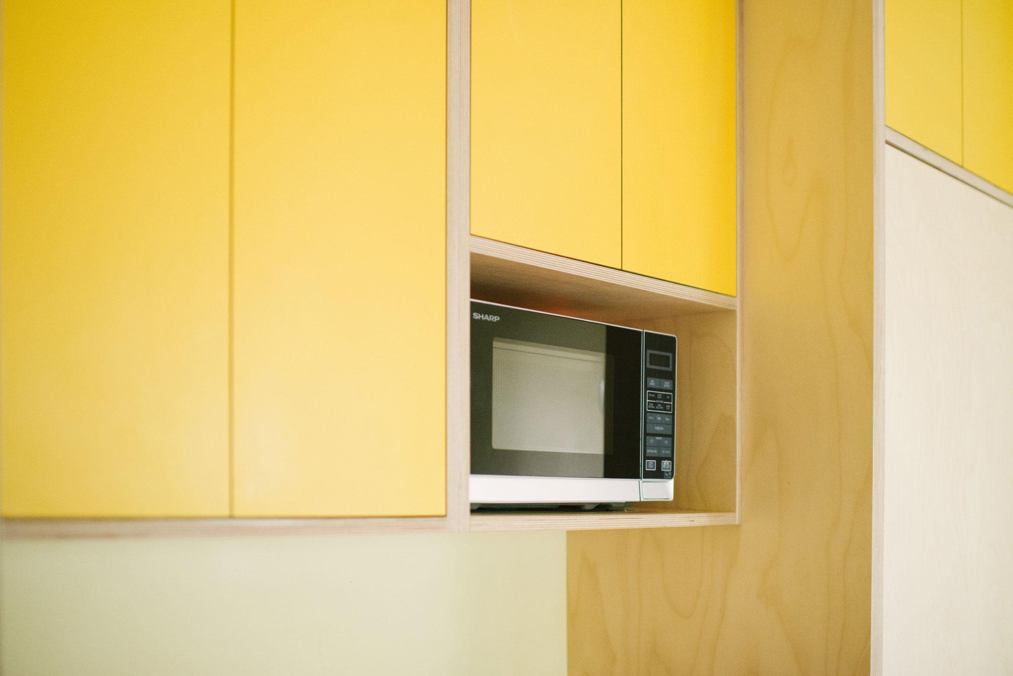 Microwave Housing