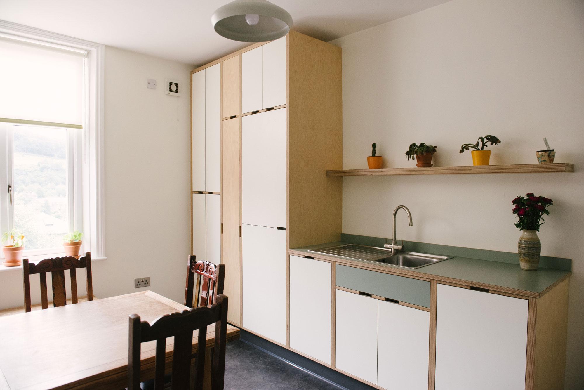 Mid-Mod Kitchen