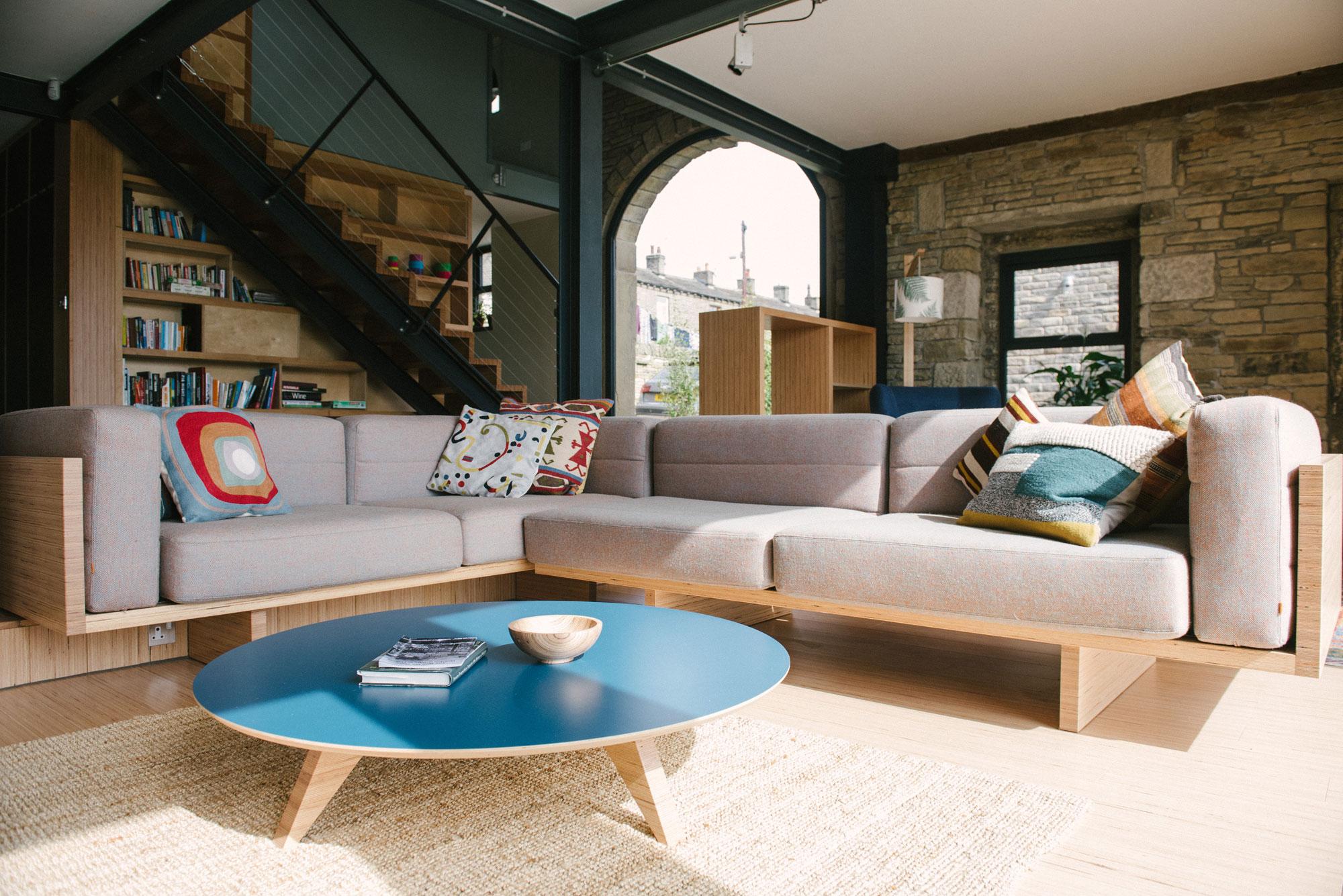 babauche sofa