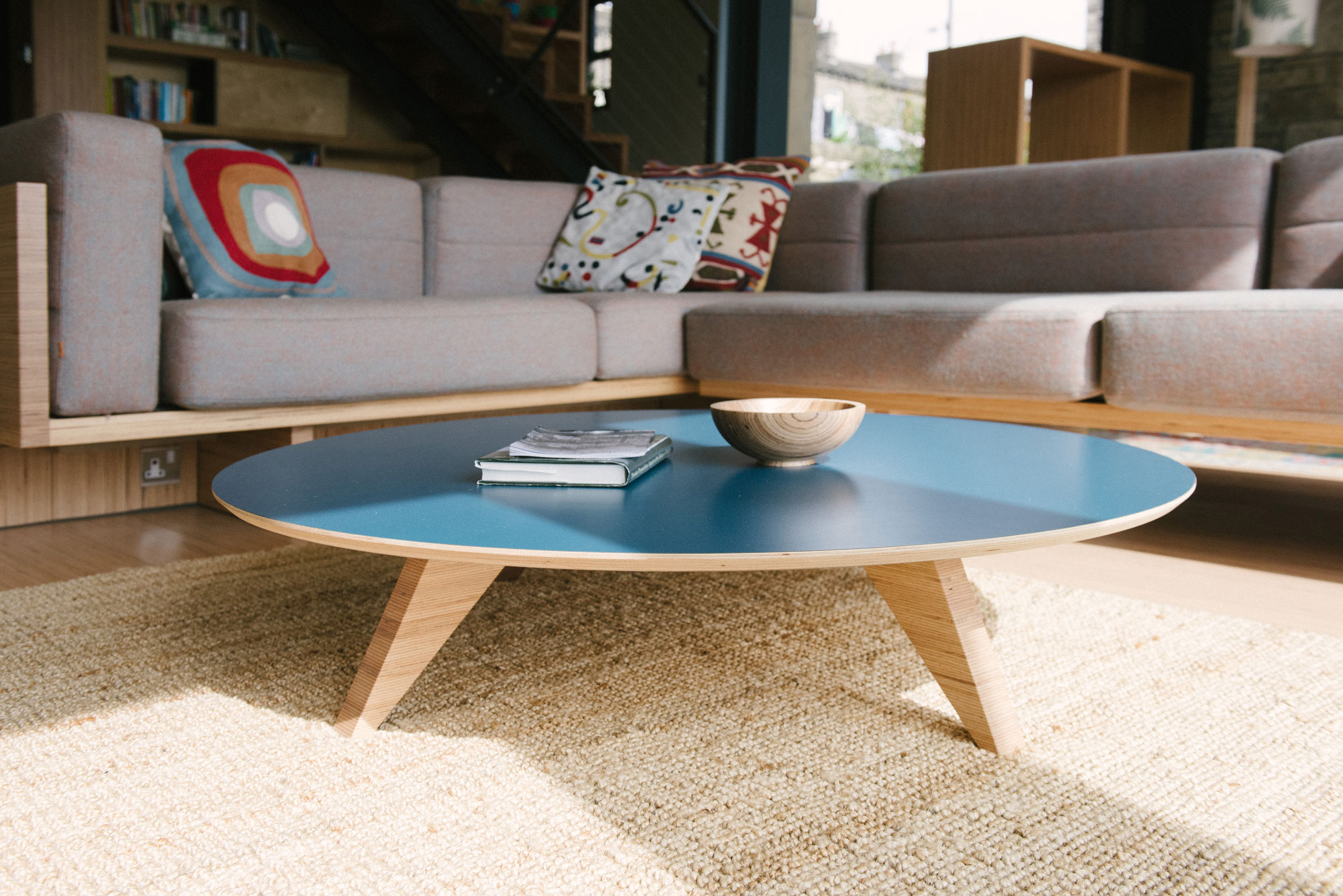 Bespoke Plywood Coffee Table